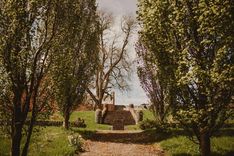 Cringletie Gardens