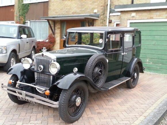 1932 Morris Major