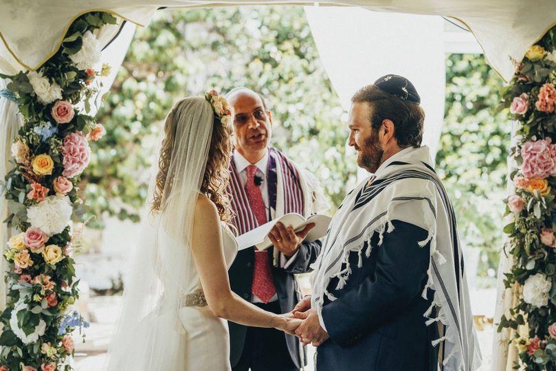 Jewish Fusion weddings