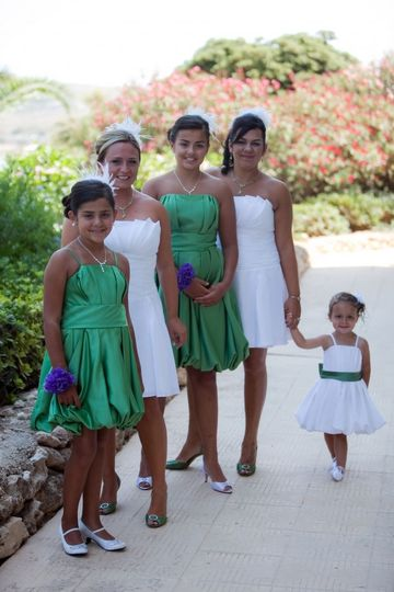 Vibrant Summer Wedding