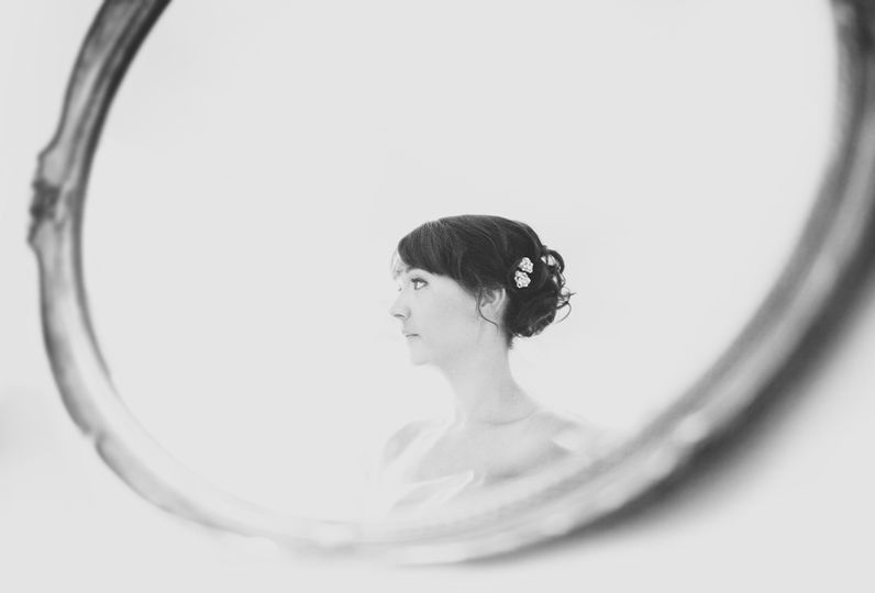 The Bride in Reflection