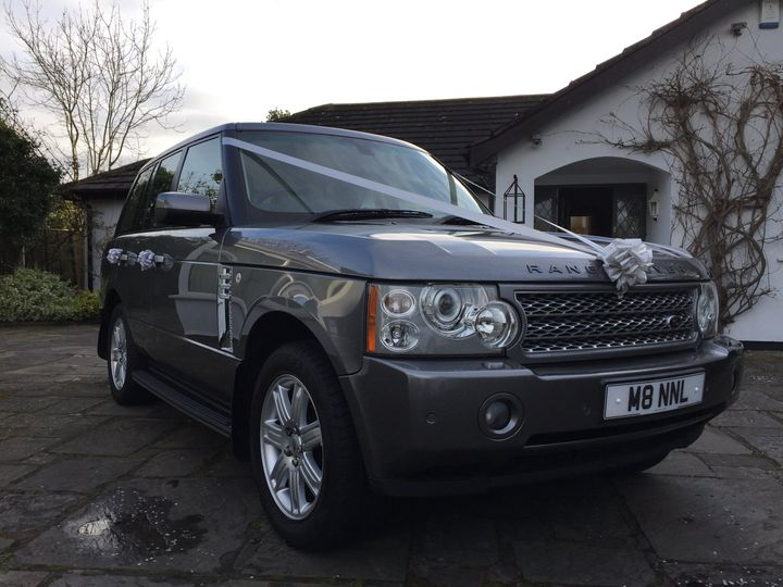 V8 Range Rover