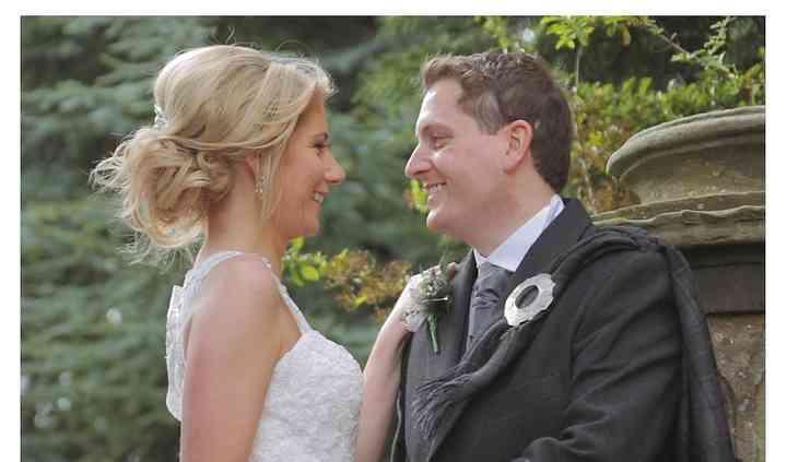 Airth Castle Wedding Film