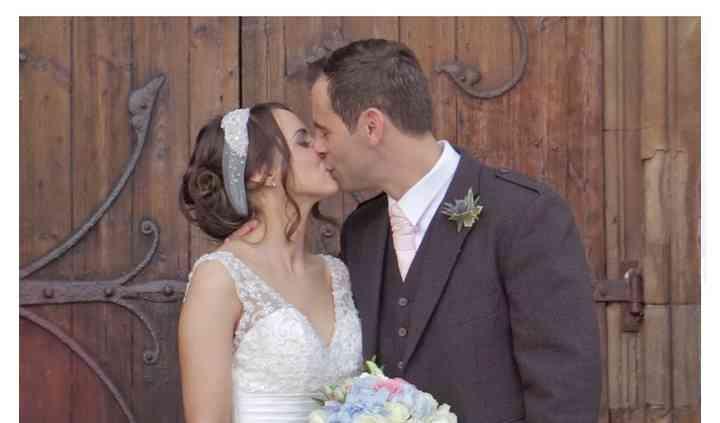 Oran Mor Wedding Film Glasgow