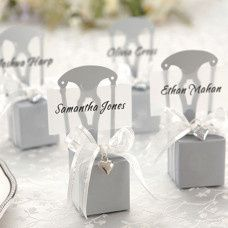 Brown's Wedding Favours