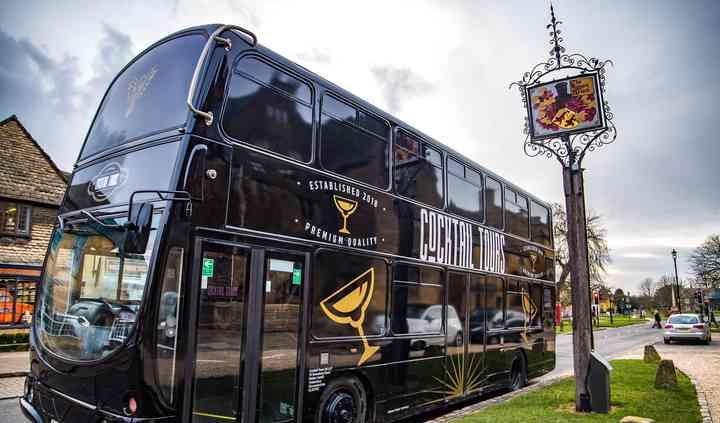 Cocktail Tours - Bus Hire