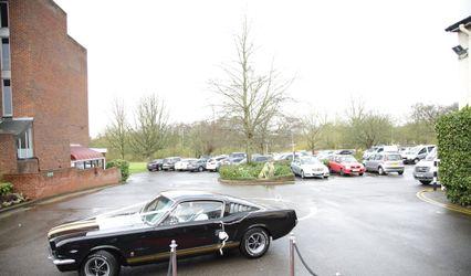 Classic Mustang Hire Hemel