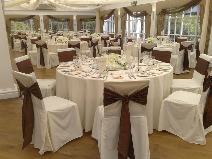 Room draping & Swags
