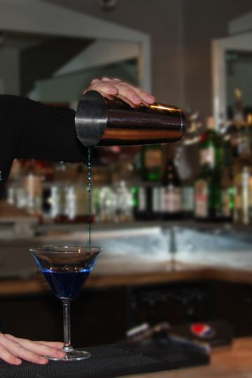 Mobile Bars & Drinks Packages