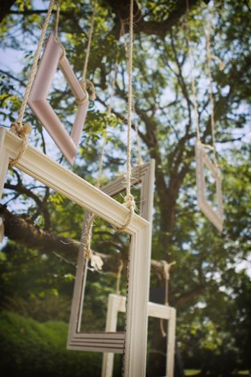 Wedding Styling - Photo Frames