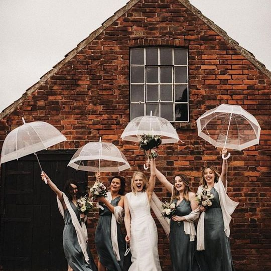 Spring Barn Wedding in York