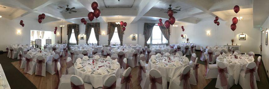 Full Main Wedding Room