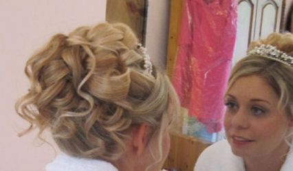 Bridal Hair by Helen