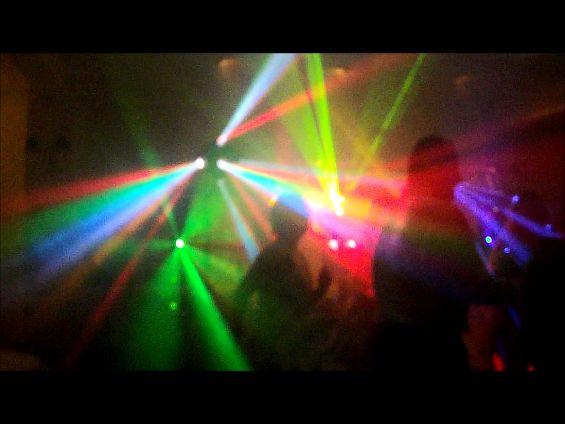Multi-Coloured Lights