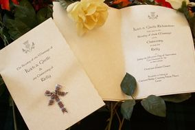 Scottish Wedding Invites