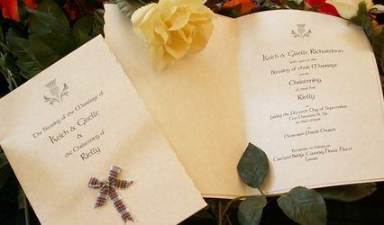Scottish Wedding Invites