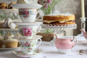 Agatha's Tea Party