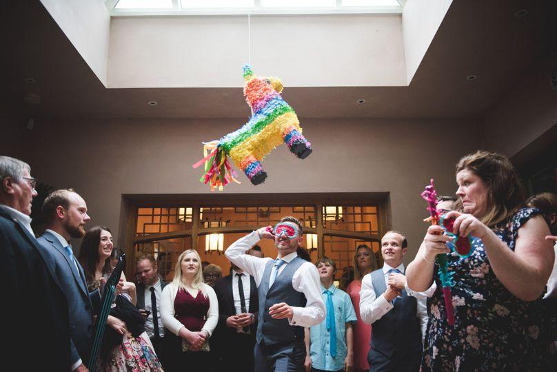 Wedding at Matara Centre