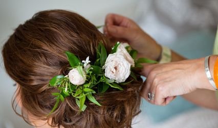 Bridal and Vintage Hair