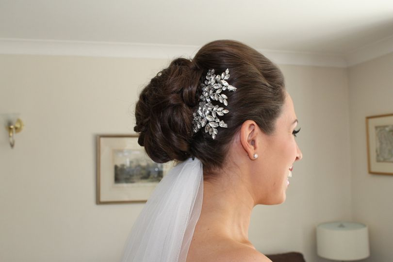 Marie - Stunning Up do
