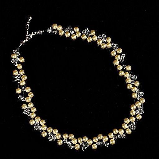 Vintage Bridal Necklace Set