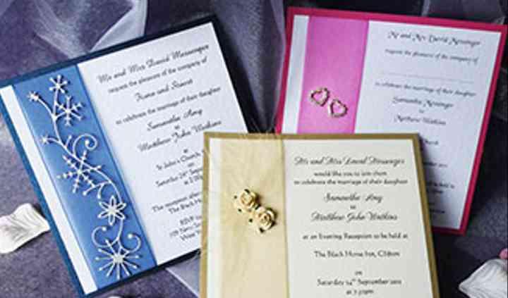 I do...Wedding Invitations