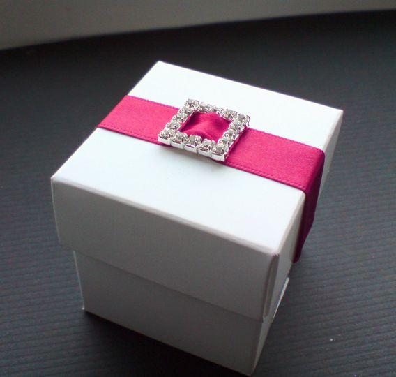 Amelie Favour Box