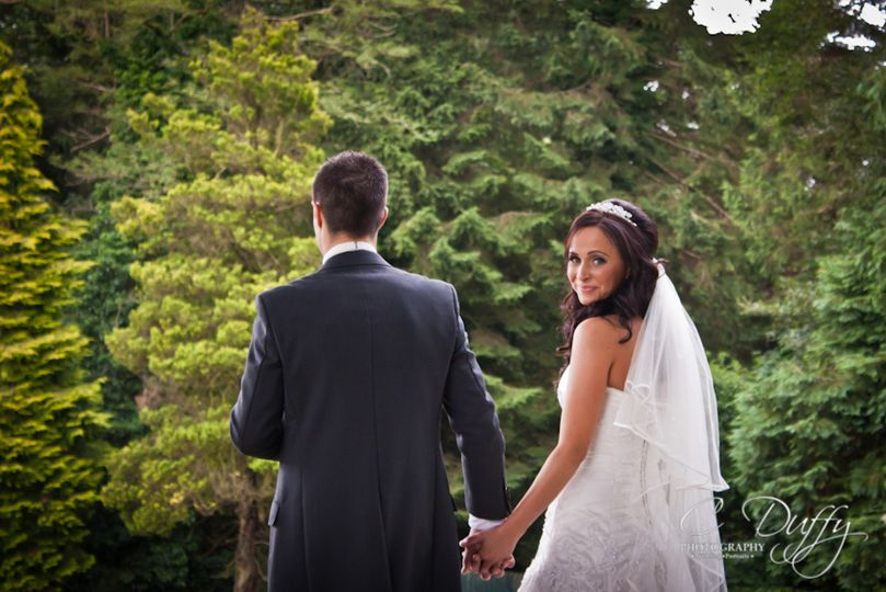 Mitton Hall Wedding Photograph