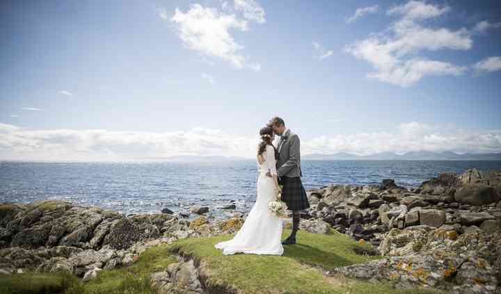 Beach wedding venue Crear