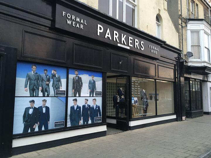 Parkers Formal Wear