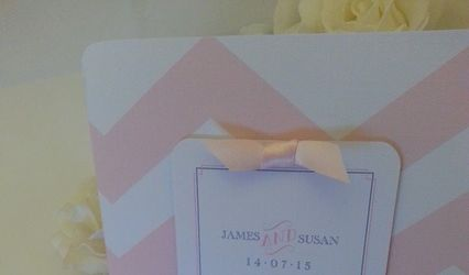 Wedding Invitations and Favours