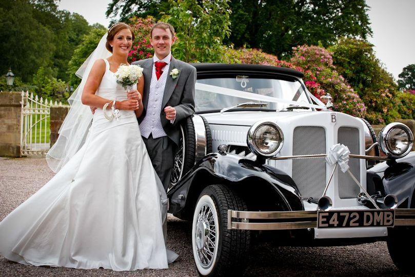 Gardenia Wedding Cars