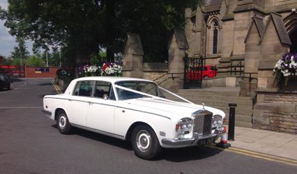 J and R Wedding Cars