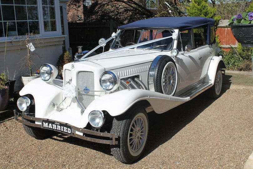 Aisle of Dreams Wedding Cars
