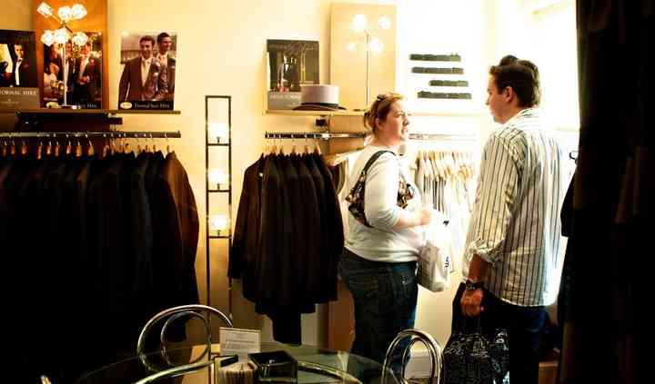 Menswear Consultation Rooms