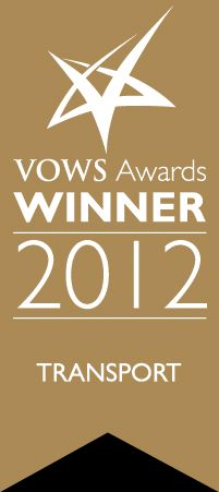 Vows Awards winner 2012