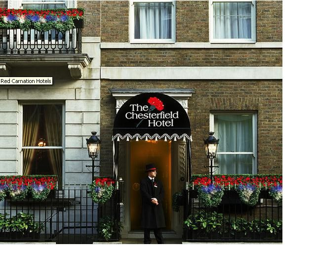 The Chesterfield Mayfair Hotel