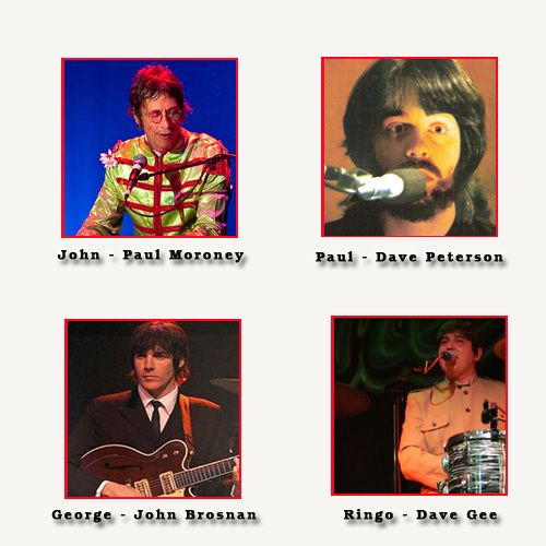 Ringo is Dave Gee