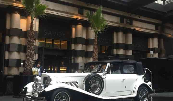 A.T. Beauford Wedding Cars