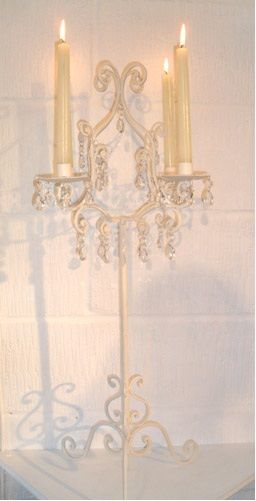 Candelabras for Hire