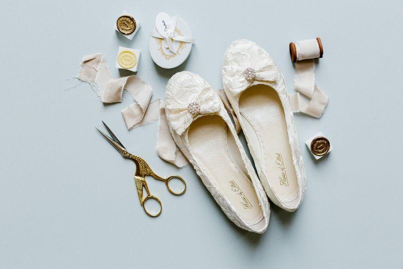 'Evie Elliot' Ballet Flats