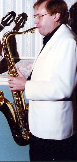 Tenor sax/clarinet John H.