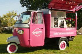 Pinkerton's Prosecco Van - Bar Hire