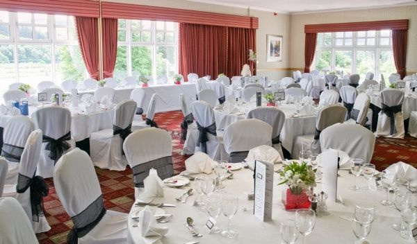 Manderston Suite Wedding