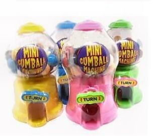 mini gum ball