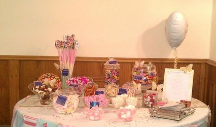 Sweet Candy Buffets and Hampers - Sweet Table