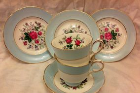 Eileanór Rose Vintage Crockery