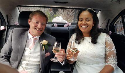 Wedding Car S Class