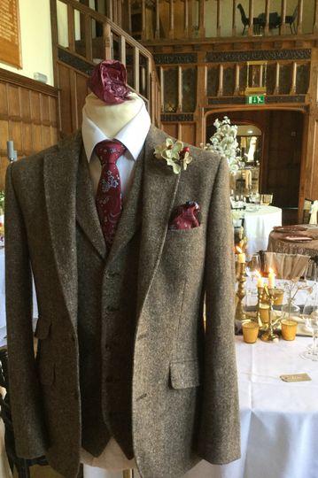 We offer a wide range of Tweed