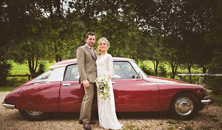 Ideal for country weddings
